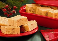 Spiced Pumpkin Fudge Recipe