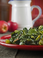 Collard Green Recipe and Photo