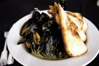 Steamed Mussels - Cork Bistro